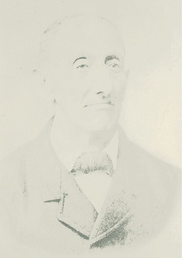 Peter Tschudin-Häger (1820-1914)