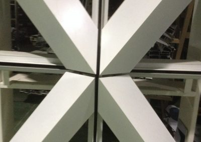 8 Element Kreuzpunkt
