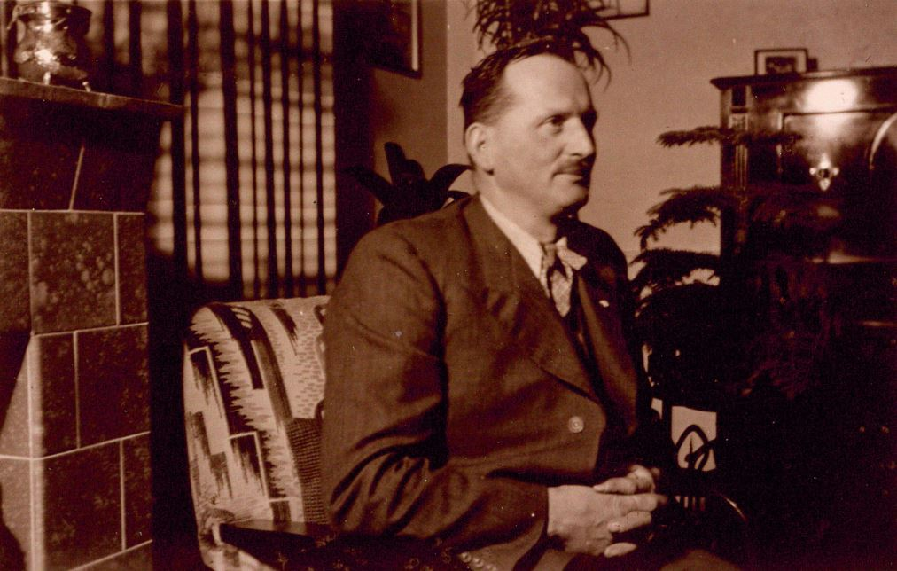 Gottlieb Tschudin-Tschudin (1888-1954)