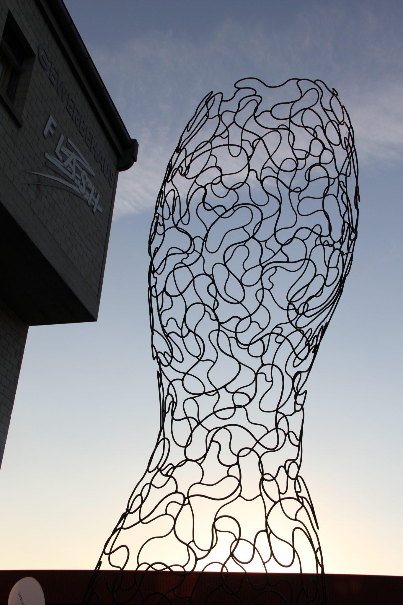 Kunst aus Metall